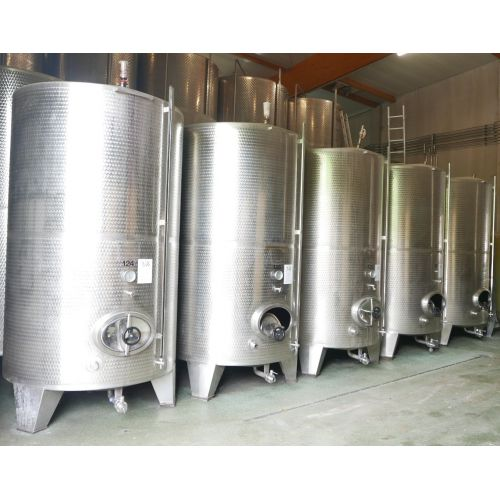 5.000 Liter Storage Tank / Wine Tank in V2A