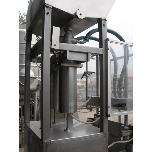Bucket Filling Machine MUePECK Type MA3