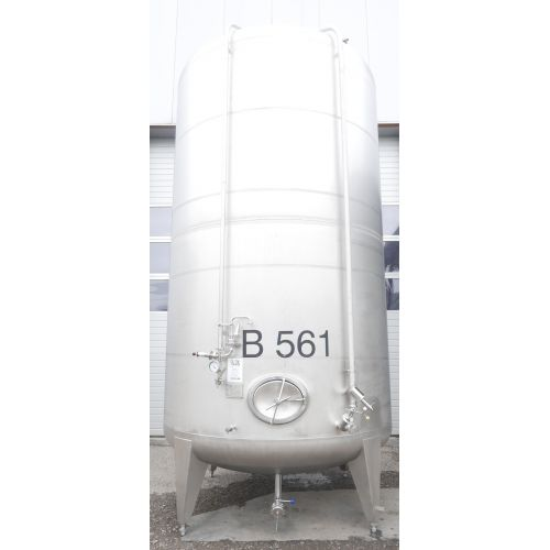 24.620 Liter KZE-Tank complete with KZE fitting