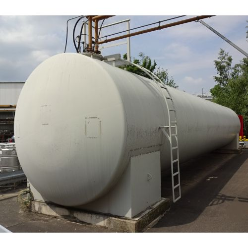 100.000 Liter Double-walled storage tank / Oilcontainer