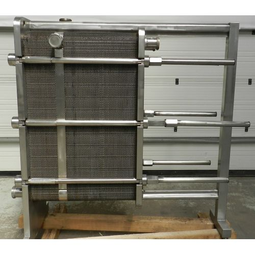 plate heat exchanger APV type N35,