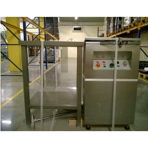 system for conversion of food waste SRE 1002 for 1000 liters food waste/week,