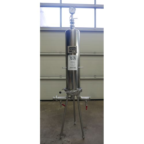 Candle filter, sterile filter METZ