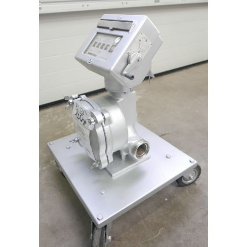 Volume measuring machine