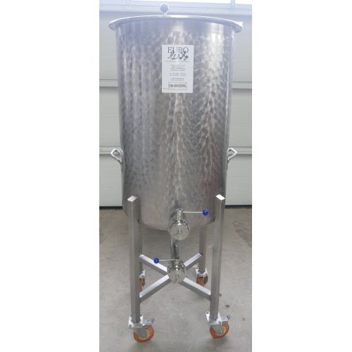 400 liters storage tank for wine, beer, sparkling wine, water, fruit juices etc.