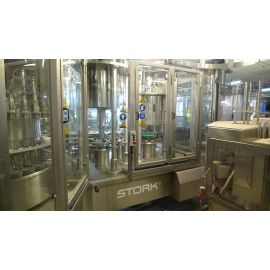 dairy rinsing filling and closing